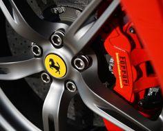 Brembo Brake on the Ferrari 458! Brembo Brake the best!