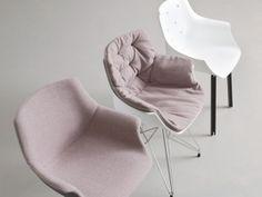 La sedia More disegnata da Favaretto & Partners per Gaber e premiata con l'Interior Innovation Award #design