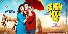 Quality Movies : BEHEN HOGI TERI 2017 Blu-ray 480p 350mb