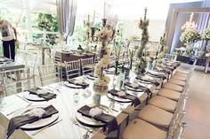Arranjo alto | Mesa convidados | Decoração | Decor | Wedding Table | Casamento | Wedding | Inesquecível Casamento