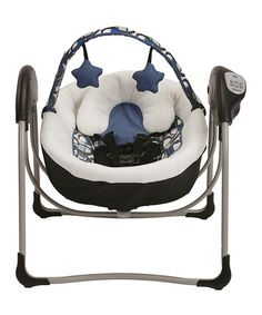 Look what I found on #zulily! Necco Glider Petite™ LX Gliding Swing by Graco #zulilyfinds