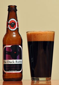 If you like beer that is definitely filling, DuckRabbit's Russian Imperial Stout is the way to go. It's basically a meal within itself.