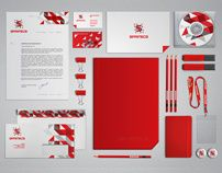 """Check out this @Behance project: """"Spritecs Corporate Identity"""" https://www.behance.net/gallery/2740907/Spritecs-Corporate-Identity"""