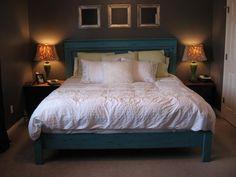 Fancy Diy King Size Bed Frame