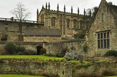 Legendary Scholar — oliviascharmedlife:   Christ Church College,...