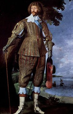 Henry Rich, 1st Earl of Holland. 1640′