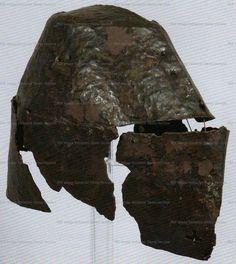 Great Helm, Volkskundemuseum, Treuchtlingen  1350-1380 ref_arm_1486_001