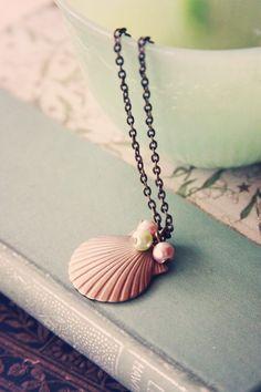 Seashells Necklace