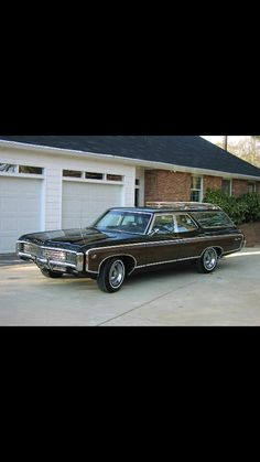 69 Chevrolet 427 Kingswood Wagon