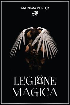 Legione+Magica+di+Anonima+Strega+-+Auto-pubblicato