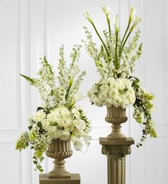 pedestal flower arrangements  | arrangement is a gorgeous arrangement set to add a touch of floral ...