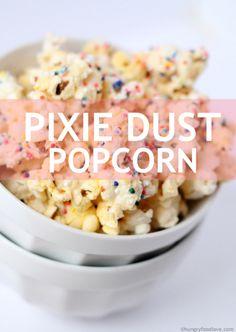 Pixie Dust Popcorn