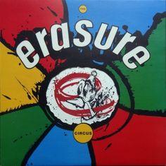 ERASURE THE CIRCUS STUMM 35