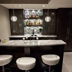 34+ Awesome Basement Bar Ideas And How To Make It With Low Bugdet    Basements, Small Spaces And Budgeting