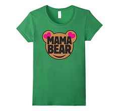 Women's Mama Bear Mothers Day T-shirt Small Grass Mothers... https://www.amazon.com/dp/B07167XZFG/ref=cm_sw_r_pi_dp_x_1G5-yb0R1MHTW
