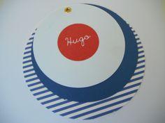 Faire-part marin pour l'arrivée du petit HUGO