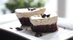 Koken met Fannetiek: Healthy coffee cheesecake