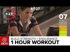 Power + Endurance Workout – 60 Minute Strength Building Indoor Cycling Training - YouTube