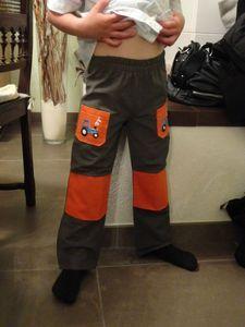 pantalon pour petit homme #1