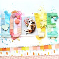 Love by Paige Evans (Paige's Pages 03 for Big Picture Classes)