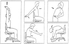 Upper Back Pain Exercises and Stretches