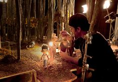 Article: ParaNorman uses 3D printing for stop-motion animation.