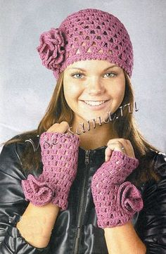 #crochet #designs #patterns #tutorials #gloves