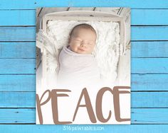 Custom Baby Print Peace Custom Design Print by Have A Blessed Day, High Resolution Photos, Baby Prints, Print Design, Custom Design, Printables, Peace, Handmade, Hand Made