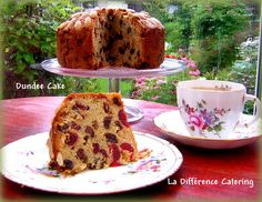 Dundee Cake from Scotland