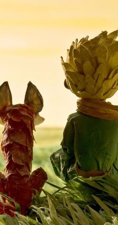 The Little Prince-coming out next year! This looks like it's going to be so beautiful.