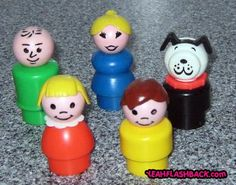 fisher price people..