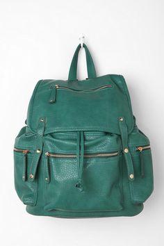 Deena & Ozzy Metro Multi-Pocket Backpack #urbanoutfitters #backpack