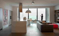 Интерьер квартиры для молодой семьи от Рины Ловко