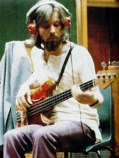 Klaus Voormann (born: April 29, 1938, Berlin, Germany) is a German artist, bass player, musician, and record producer. Klaus Voormann is a German bassist who did session work for other bands. He collaborated with the Beatles, John Lennon and George Harrison.