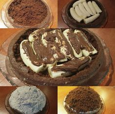 Vakondtúrás torta - nagyon mutatós, és az íze is csodás! - Egy az Egyben Tiramisu, Ethnic Recipes, Food, Essen, Meals, Tiramisu Cake, Yemek, Eten