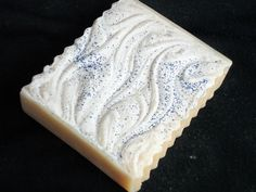 Goats Milk Soap with Cocoa Butter  Downpour by KoWicked on Etsy