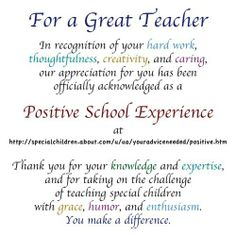 Thank you teacher quotes from students thank you quotes for heres how to celebrate teacher appreciation week yadclub Image collections