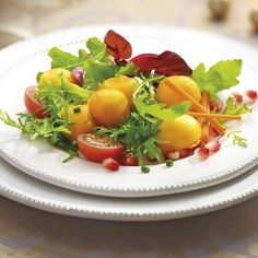 menu navideno last minute ensalada granada mango Canapes, Tapas, Buffet, Brunch, Cooking Recipes, Vegetables, Breakfast, Healthy, Food