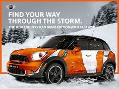 2013 MINI Cooper S Countryman ALL4 AWD Nemo Edition