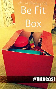 Be Fit Box. www.itsaharleyyylife.com