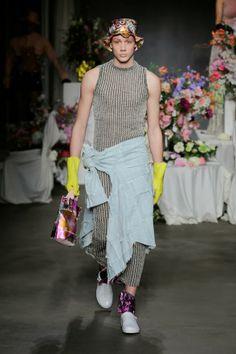 Maison The Faux Fall/Winter 2014 - Mercedes-Benz Fashion Week Amsterdam #MBFWA | Male Fashion Trends