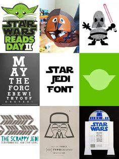 Star Wars Scrapbooking Ideas