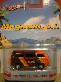 hot wheels sunagon diecast island hopper magnum pi retro entertainment 1:64 scale