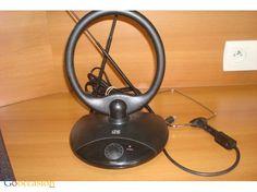 Antenne télévision portable - http://www.go-occasion.fr/antenne-television-portable/