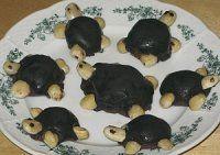 Čokoládové želvičky