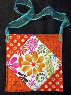 cute little purse for the girls for church, or just out and about