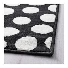 IKEA - ULLGUMP, Rug, low pile, Durable, stain resistant and easy to care for since the rug is made of synthetic fibers.The thick pile dampens sound and provides a soft surface to walk on.