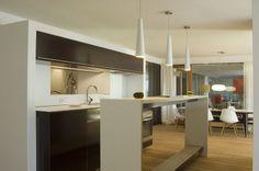 Küche #architecture #interior #chalet #hotel #apartment Architekt: HolzBox Tirol, Foto: Gerda Eichholzer Free Wifi, Box, Doors, Design, Table, Hotels, Europe, Furniture, Home Decor