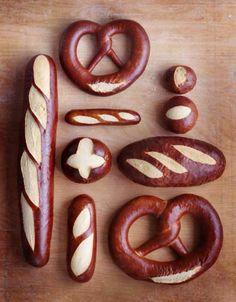 #pretzel #bread #Labriola #Chicago #artisanbread #pretzelbread