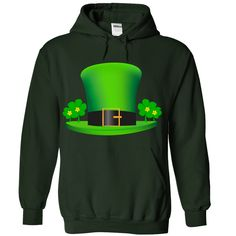 Four Leaf Clover And Horseshoe T Shirts, Hoodies. Check price ==► https://www.sunfrog.com/Holidays/Four-Leaf-Clover-And-Horseshoe-Forest-Hoodie.html?41382